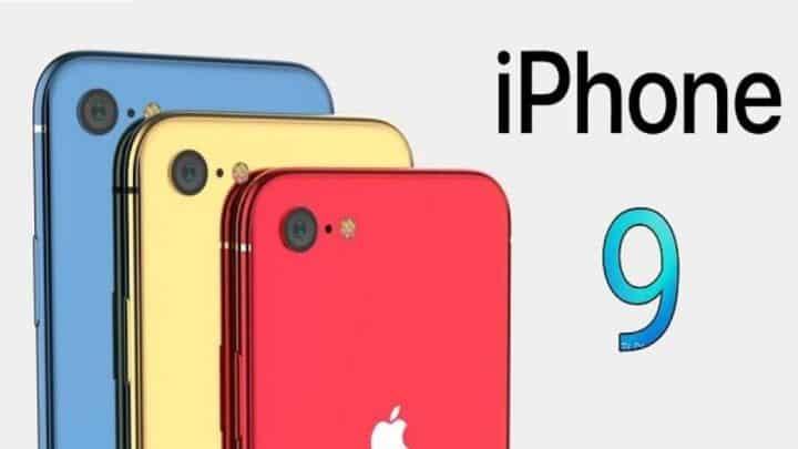 Apple تسرب الأيفون القادم IPhone 9 / SE2 1