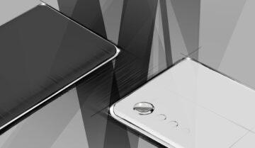 LG Velvet التصميم المتوقع لهواتف 2020 من الشركة 19