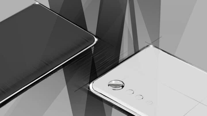 LG Velvet التصميم المتوقع لهواتف 2020 من الشركة 1