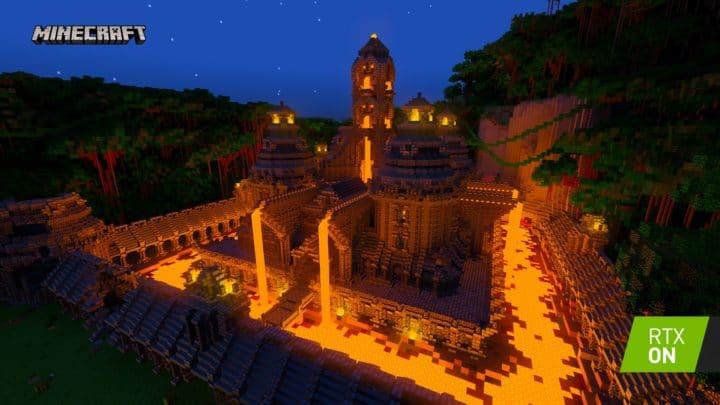يمكنك تجربة Minecraft RTX أخيراً في طور Beta 7