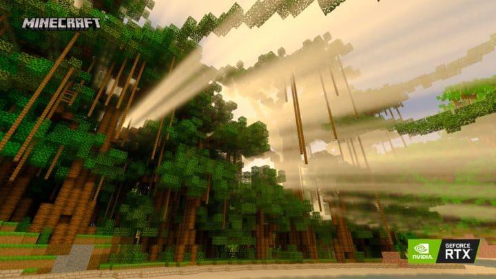 يمكنك تجربة Minecraft RTX أخيراً في طور Beta 2