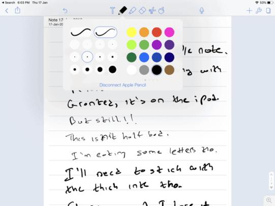 أهم تطبيقات Apple pencil التي تحتاجها على جهازك 3
