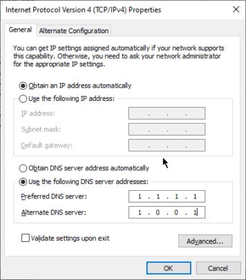 أفضل DNS Server للألعاب في 2020 6