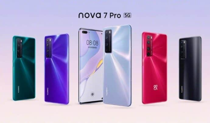 سعر و مواصفات Huawei Nova 7 Pro - مميزات و عيوب هواوي نوفا 7 برو 1