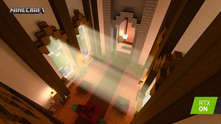 يمكنك تجربة Minecraft RTX أخيراً في طور Beta 4