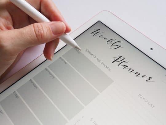 أهم تطبيقات Apple pencil التي تحتاجها على جهازك 1