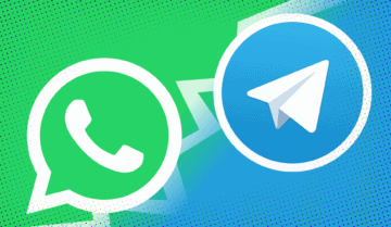 مقارنة بين Telegram و Whatsapp و ايهما افضل ؟