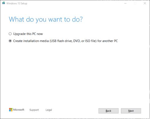 تحميل ويندوز 10 آخر إصدار بشكل رسمي مع شرح التثبيت 3