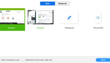 افضل تطبيقات مشاركة الشاشة على ويندوز 10