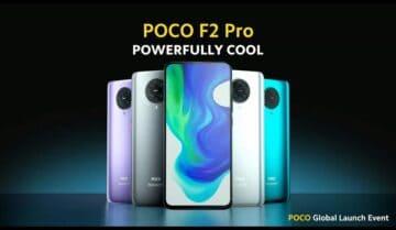الإعلان عن Poco F2 Pro رسميًا 9