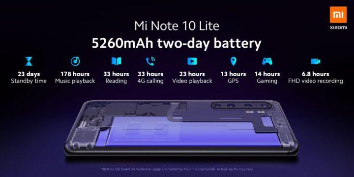 شاومي تطلق Mi Note 10 Lite في مصر رسميًا 3