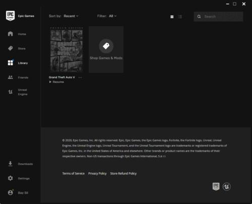 تحميل لعبة GTA V مجانًا من متجر Epic Games 2020 10