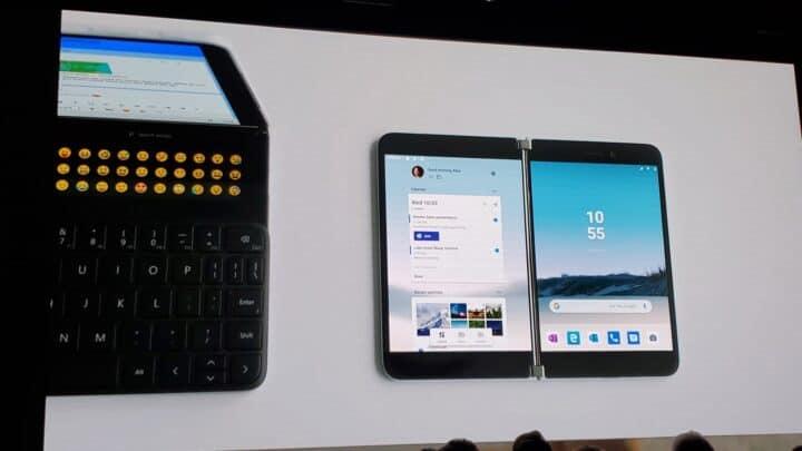 اشاعات Microsoft Surface Duo و كل ما نعرفه عنه 3