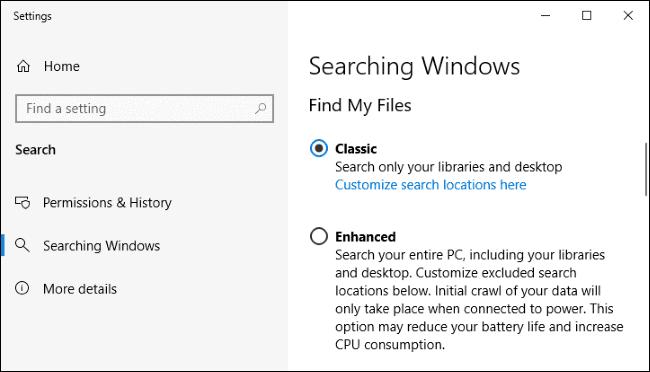 جميع مميزات تحديث Windows 10 2020 الجديد 9