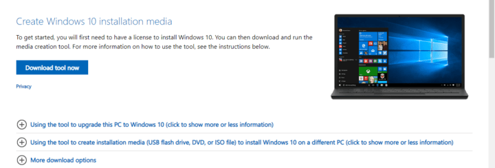 تحميل ويندوز 10 احدث اصدار 2020 1