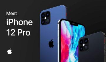 تسريبات IPhone 12 ايفون 12 بشاشة بتردد عال 2