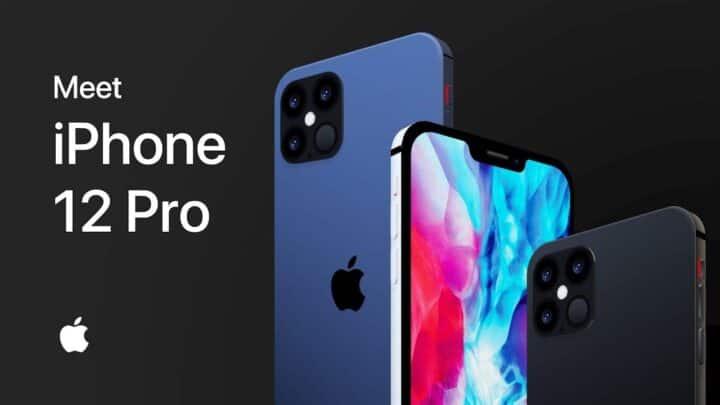 تسريبات IPhone 12 ايفون 12 بشاشة بتردد عال 1