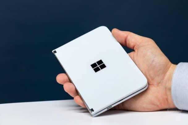 اشاعات Microsoft Surface Duo و كل ما نعرفه عنه 1