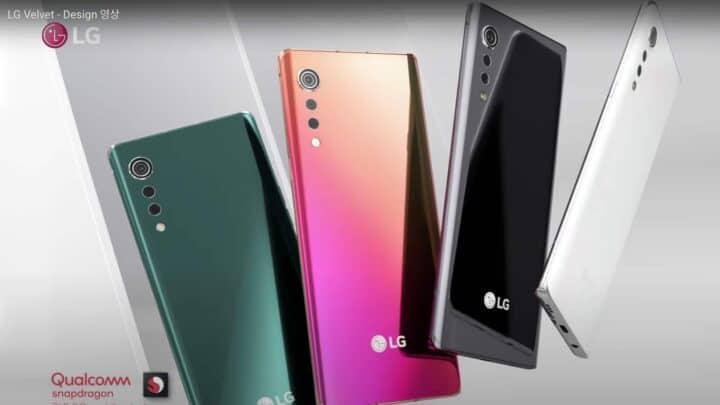 الإعلان عن LG Velvet رسميًا بدعم 5G 2