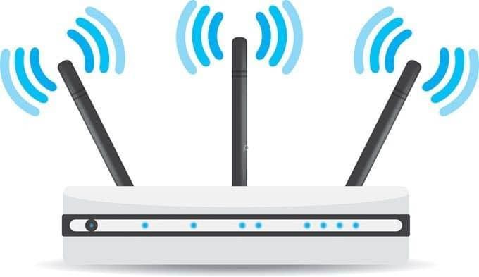 طرق تقوية شبكة WIFI على ويندوز 10 1