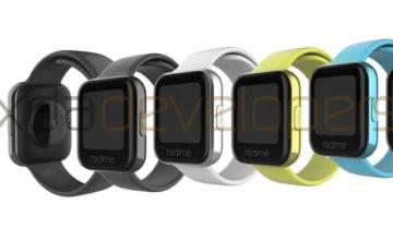 ساعة Realme ريلمي الذكية تصدر قريبًا في 2020 2