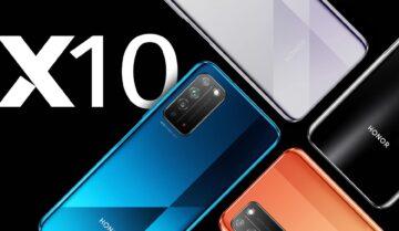 سعر و مواصفات Honor X10 5G - مميزات و عيوب اونور اكس 10 5 جي 6