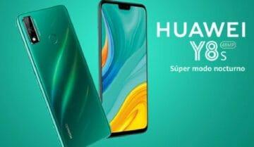سعر و مواصفات Huawei Y8s - مميزات و عيوب هواوي واي 8 اس 6