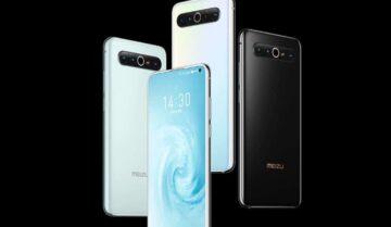 سعر و مواصفات Meizu 17 pro - مميزات و عيوب ميزو 17 برو 2