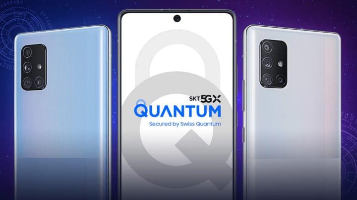 سعر و مواصفات Samsung Galaxy A Quantum - مميزات و عيوب سامسونج جالاكسي اي كوانتوم 1