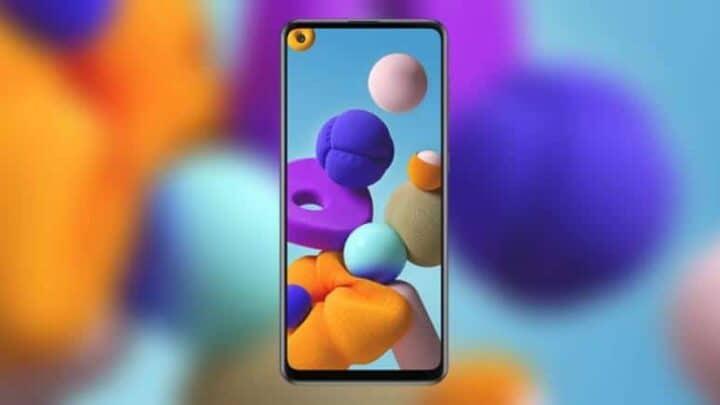 سعر Samsung Galaxy A21s مع مواصفاته التقنية و المميزات 1