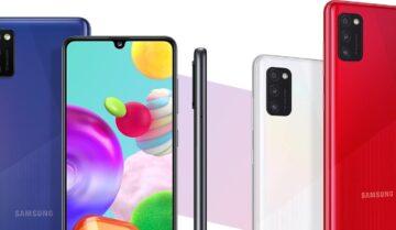 سعر Samsung Galaxy A41 مع مواصفاته التقنية و المميزات 10