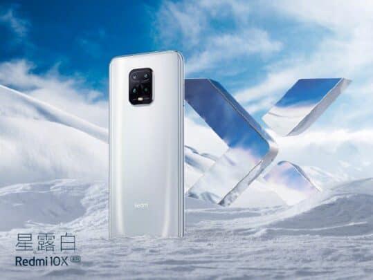 سعر ومواصفات Xiaomi Redmi 10X 5G - مميزات وعيوب شاومي ريدمي 10 اكس 5G 1