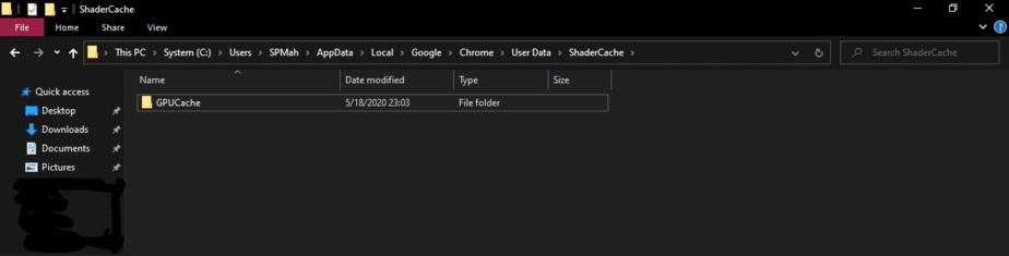 كيفية حل مشكلة الشاشة السوداء على Chrome على ويندوز 10 5