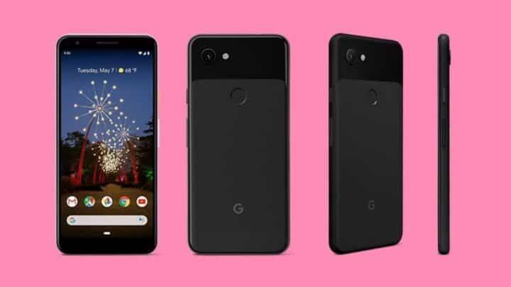 جوجل قد تأخر Pixel 4a الى شهر يونيو 2