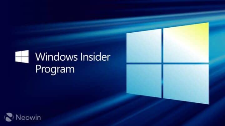 طريقة الحصول على تحديثات ويندوز 10 بسرعة مع Windows Insider Program 1