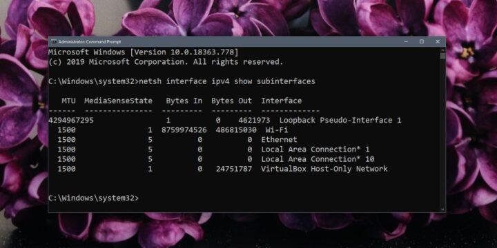 تقوية شبكة WIFI على ويندوز 10