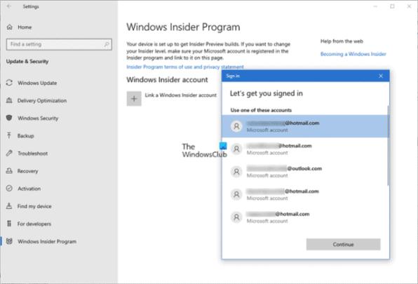 طريقة الحصول على تحديثات ويندوز 10 بسرعة مع Windows Insider Program 3
