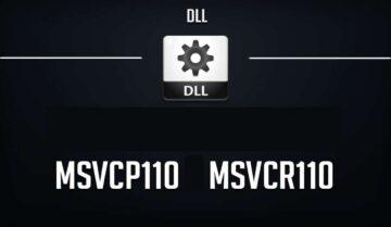 طريقة إصلاح ملف MSVCR110.dll المفقود في ويندوز 10 8