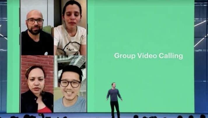 طريقة إستخدام Group Video Chat على واتس آب 1