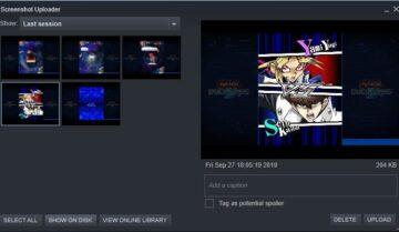 طريقة تغيير مجلد Screenshots في Steam على ويندوز 10 9