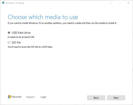 تحميل ويندوز 10 آخر إصدار بشكل رسمي مع شرح التثبيت 5