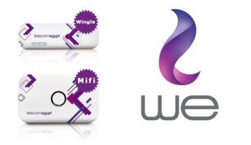 اسعار الراوتر الهوائي 4G من شركة وي We 9
