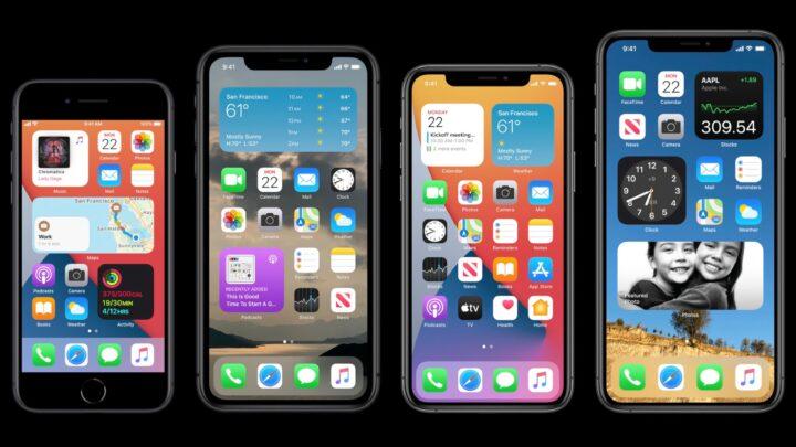 مميزات IOS 14 المعلن عنها على اجهزة ايفون 1