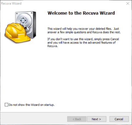 كيفية استرجاع الملفات المفقودة على ويندوز 10 3