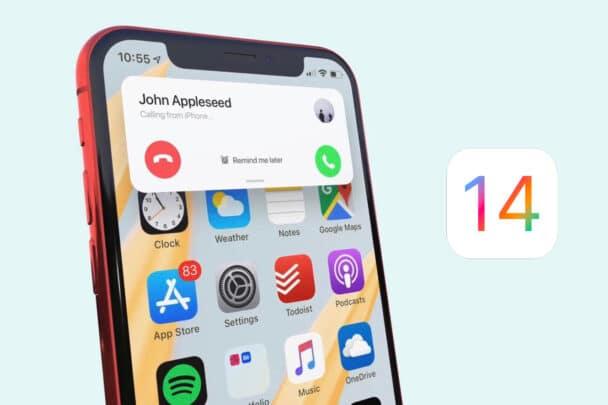 مميزات IOS 14 المعلن عنها على اجهزة ايفون 12