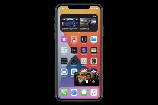 مميزات IOS 14 المعلن عنها على اجهزة ايفون 9