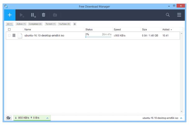 افضل برامج التورنت سريعة التحميل على ويندوز 10 6