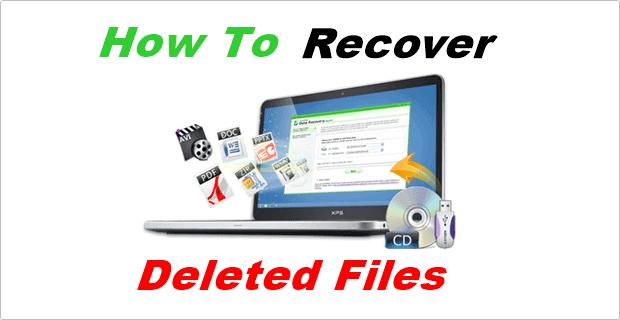 طريقة استعادة الملفات المحذوفة بدون برامج على ويندوز 10 1
