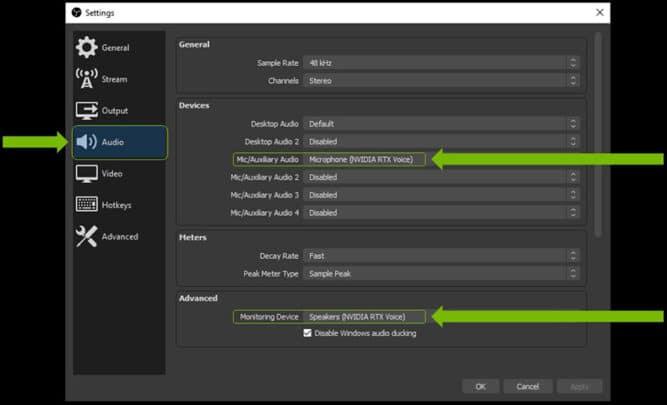 شرح تقنية RTX Voice وطريقة استخدامها على ويندوز 10 3