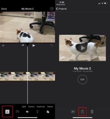 طريقة قص فيديو على الـ iPhone بسهولة 1